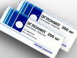 Фармакологический препарат эглонил и депрессия