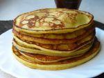 Творожные блины на завтрак