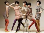 Стиль 60-х годов в одежде, макияже и прическах