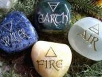 Камни по стихиям знаков зодиака
