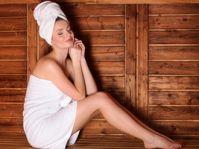 Уход за лицом и волосами в бане