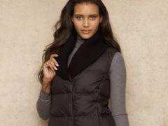 Женская жилетка, как одеться стильно и тепло!