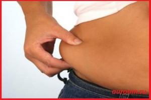легко убрать лишний подкожный жир