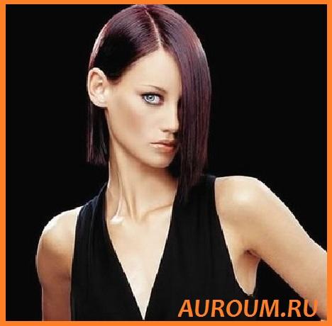 стрижки тонкие волосы средней длины