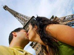 Техника французского поцелуя в картинках