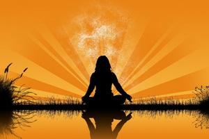 медитации на похудения убрать жир